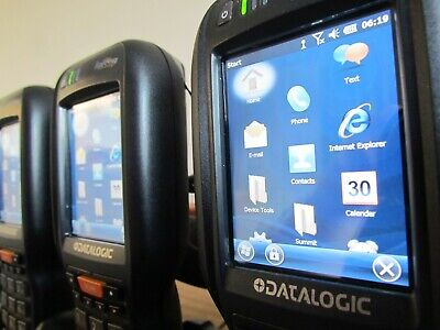 Set Of Datalogic Falcon X3+ Mobile Handheld Computers (945250063) • 1,199£