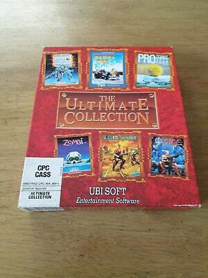 Amstrad Cpc464 The Ultimate Collection By Ubisoft  • 10£