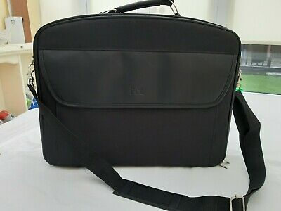 Laptop Bag Portfolio Padded Case Up To 16.5  Inch Travel Business • 10.99£
