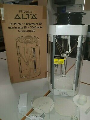 SiIlhouette Alta 3D Printer   • 99.99£