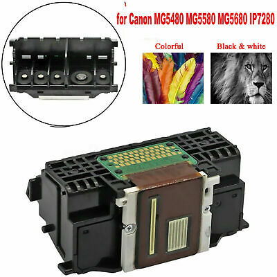 QY6-0082 Print Head Mutil-colored For Canon IP7250 MG5450 MG5650 MG5750 MG6850 • 21.59£