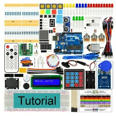 Freenove RFID Starter Kit V2 With Control Board (Compatible With Arduino IDE) • 10.99£