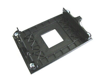 CPU Motherboard Bracket For AMD Socket AM4 Ryzen Motherboards (Black) (BMF4) • 5.48£