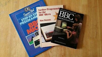 Books For The BBC Micro-Computer Users • 9£
