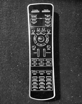 Optoma SMR-130 Replacement Remote Control For DLP Projector GT7000, HD81, HD81LV • 29.98£