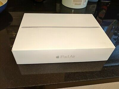 Apple IPad  64GB, IPad Air Wi-Fi Cellular 9.7in - Silver Apple (Box Only) • 20£