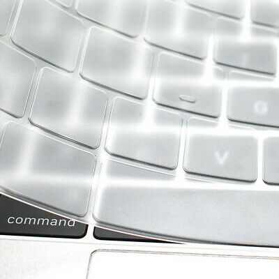 New Transparent TPU Keyboard Cover Skin Protector For Macbook Pro 16 Inch UK • 4.29£