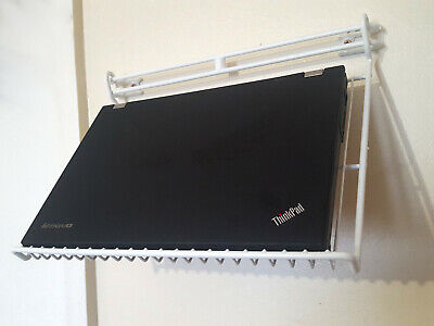 New Wall Mounted Air Concept Laptop Tablet Mobile Holder Display Max 17  Stand  • 16.99£
