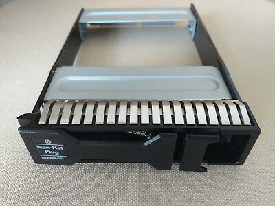 HP 652998-001 Non-Hot Plug Caddy For Proliant Servers • 18£