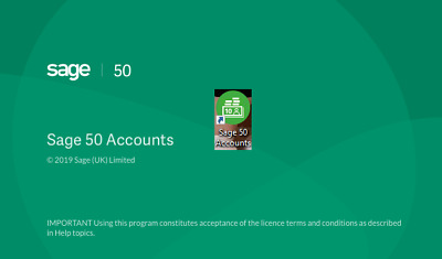 Sage 50 Accounts Profesional 2019  V25 Software ☆ Perpetual Instant Download • 40£