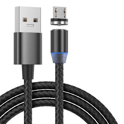 Amazon Kindle Magnetic Fast Charger USB Cable 2.4A Micro USB • 4.99£