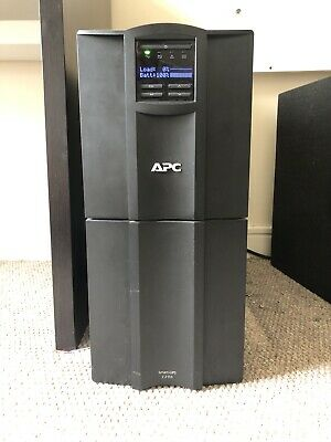 APC Smart-UPS (2200 VA) - Line Interactive - Tower (SMT2200I) UPS • 350£