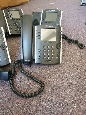 Polycom Vvx410  Ip Phone Joblots  X 10 • 90£