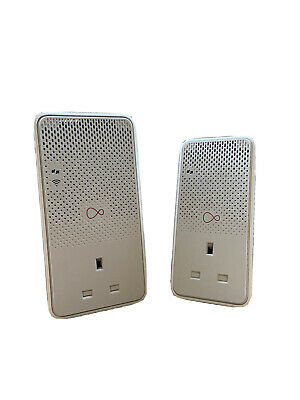 Virgin Media Wifi Booster. Both Units Included. • 18£
