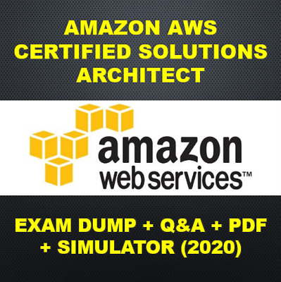 Amazon AWS Certified Solutions Architect Pro Exam Q&A PDF & SIM 2020 • 2.99£