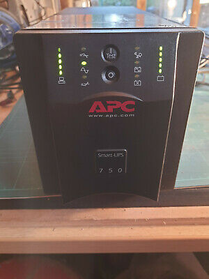 APC Smart-UPS SUA750i 750VA UPS - Brand New Yuasa Batteries - Optional Lead Set • 75£