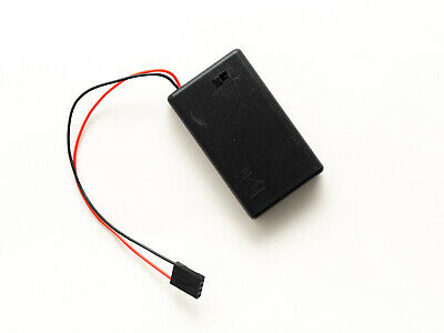 4.5v 3xAAA CMOS RTC External Battery Pack For Vintage 286 386 486 Motherboard  • 9.90£