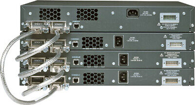 Cisco Stackwise Stack Cable - CAB-STACK-50CM / CAB-STACK-1M / CAB-STACK-3M *NEW* • 40£
