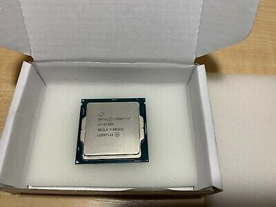 Intel Core I7 6700k CPU - 4Ghz, Socket 1151 (perfect Working Order) • 127£