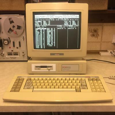 Amstrad PCW 9512 Personal Computer ~ Clean Condition ~ Tested / Working • 129.99£