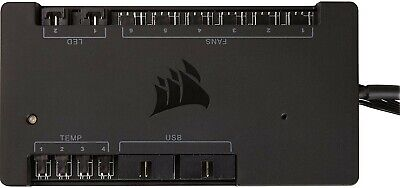 Corsair ICUE Commander PRO Smart RGB Lighting And Fan Speed Controller (MINT) • 14.50£