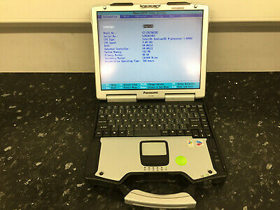 Panasonic Toughbook Cf-29 Touchscreen Fully Tested 90 Day Warranty  L1910-9 • 189.99£