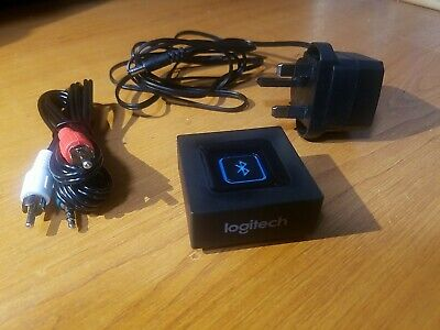 Logitech 980-000913 Bluetooth Music Receiver • 2.20£