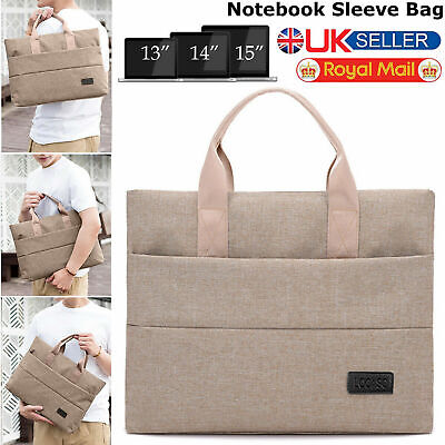 13  Inch Laptop Hand Case Sleeve Bag For Dell HP Sony Acer Asus Notebook Samsung • 9.69£