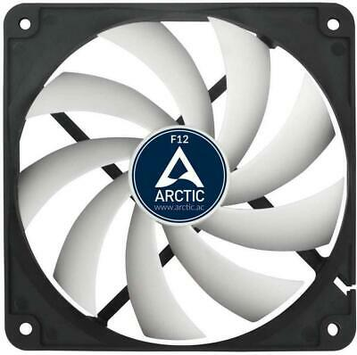Arctic F12 120mm PC Case Cooling 3 Pin Fan • 5.69£