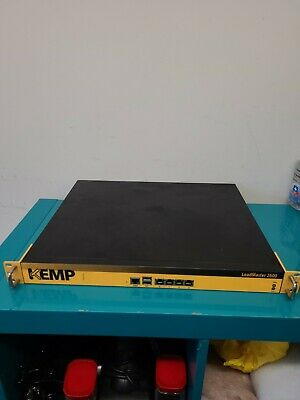 Kemp LoadMaster 2600 Application Delivery Controller - NSA3110-LM2600-IR • 95£