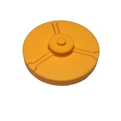 Pressit Yellow CD/DVD Label Applicator • 3.99£