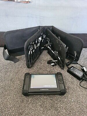 CelleBrite & Touch Forensic Data Harvester With Case And Accessories • 550£