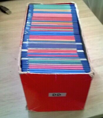 50 Used Blank 3.5  720k 800k Ds Floppy Disks • 16£