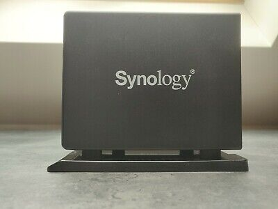 Synology Disk Station DS411Slim - 4-Bay Desktop NAS With 3TB Of HDD Fitted • 195£