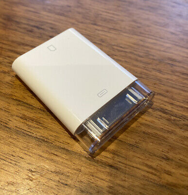 Apple A1362 IPad 2/3 Camera Connection SD Card Adapter • 4£