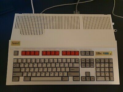 Acorn Archimedes BBC A3000 Rebuilt With 2mb Memory, Gotek Floppy, Risc OS 3.1 • 400£