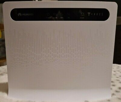 Huawei Lte CPE B593 4G Wireless Router • 50£