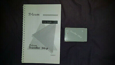 Tricon Traveller 34i-p Modem PCMCIA Card • 4.25£