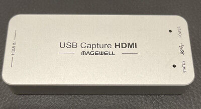 Magewell 32060 Gen 2 USB 3.0 HDMI Full HD Video Capture Device  • 113£