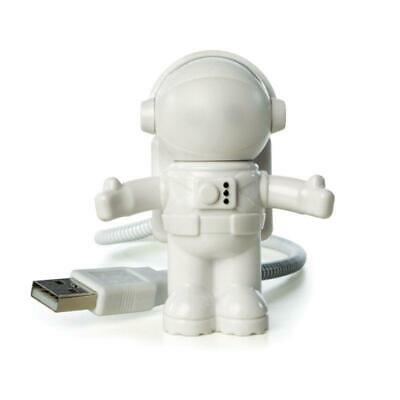 Creative Spaceman Astronaut LED Flexible USB Light Night Light For Kids Toy • 2.43£