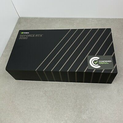 NVIDIA GeForce RTX 3090 Founders Edition Brand New & Sealed • 2,299.99£