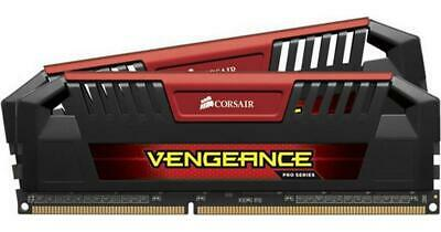 Corsair Vengeance Pro Series 16GB (2 X 8GB) DDR3 RAM 1600MHz C9 Memory Kit • 54£