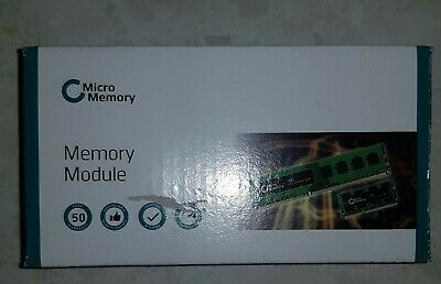 Micro Memory 2GB DDR3 1333MHz SO-DIMM Memory Module For APPLE - MMA2802/2048 • 25£