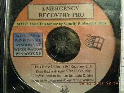 Emergency Recovery Pro • 5£