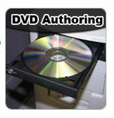 CONVERT, COPY, BACKUP & RIP AVI,MPG,MOV,WMV,ASF,FLV TO DVD OR CD - Great Package • 3.95£