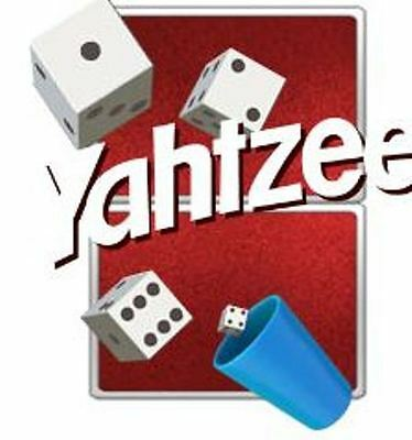YAHTZEE DICE GAME For Any WINDOWS PC (Win 10 And Downwards) • 3.45£