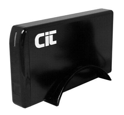 CiT 3.5   USB 2.0 SATA + IDE HDD Enclosure • 16.33£