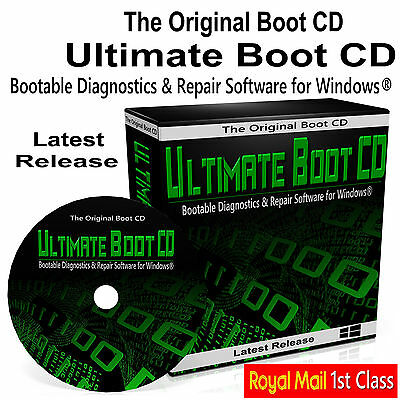 Windows Recovery Repair Restore Software Boot Disc DVD  Fix PC Laptop Computers • 3.49£