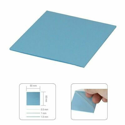 Arctic Cooling Thermal Pad 6 W/mK 50 X 50 X 0.5mm For Intel & AMD CPUs No Silver • 4.97£