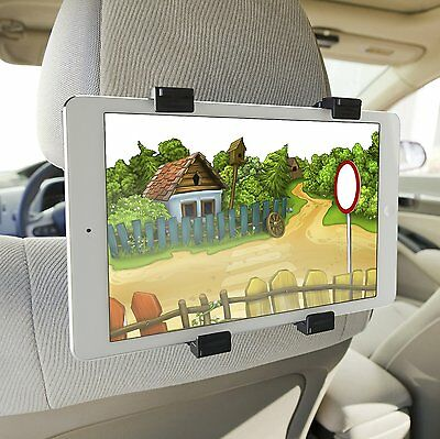Universal Headrest Seat Car Holder Mount For 7 -10  Inch Screen IPad / Tablets • 5.99£